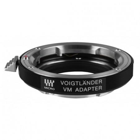 Adapter bagnetowy Voigtlander Leica M / Micro 4/3 - Zdjęcie 1