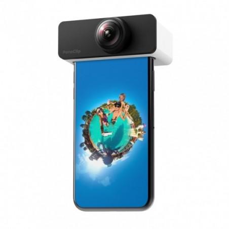 Obiektyw PanoClip Snap-On 360 do iPhone X - Zdjęcie 6