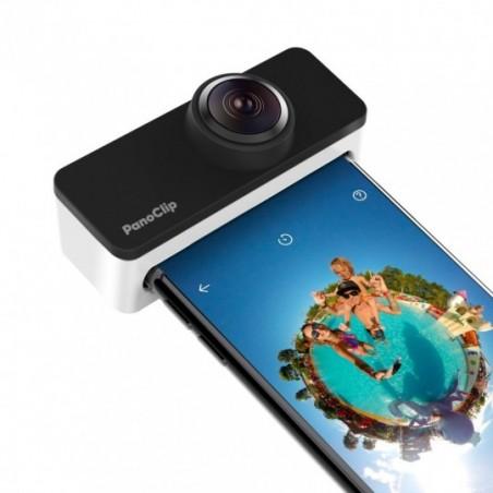 Obiektyw PanoClip Snap-On 360 do iPhone X - Zdjęcie 8