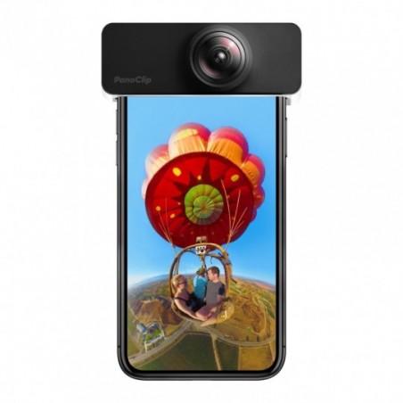 Obiektyw PanoClip Snap-On 360 do iPhone X - Zdjęcie 9