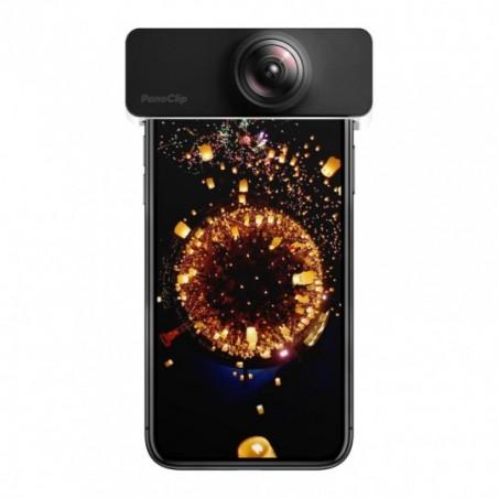 Obiektyw PanoClip Snap-On 360 do iPhone X - Zdjęcie 10