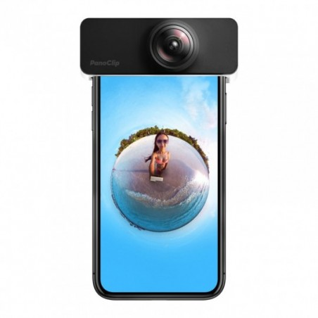 Obiektyw PanoClip Snap-On 360 do iPhone X - Zdjęcie 11
